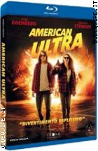 American Ultra ( Blu - Ray Disc )
