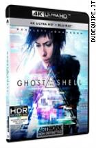 Ghost In The Shell (2017) ( 4K Ultra HD + Blu - Ray Disc )